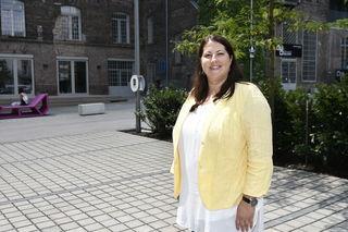 Die Favoritnerin Kathrin Gaál, Stadträtin für Frauen und Wohnbau.