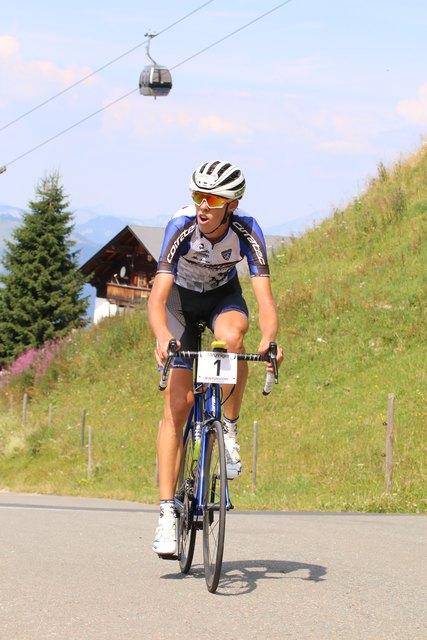 Bergradrennen Thema auf meinbezirk.at