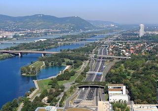 Achtung Autofahrer: Von 3. bis 5. August kommt es auf der Donauufer-Autobahn zu einer Sperre.