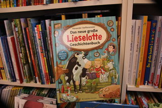 Lieselotte Kuh ist einer der Lieblinge bei den Kids bis sechs Jahren.
