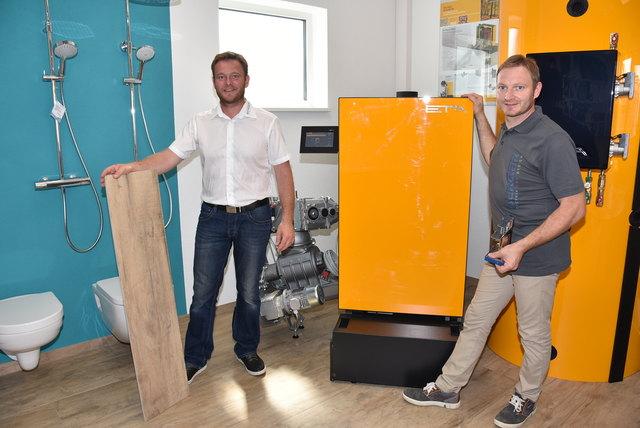 Thomas und Christian Berger - zwei Unternehmen, ein Team