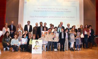 Die Gewinner des ersten Vöcklabrucker Integrationspreises wurden im Jahr 2016 ermittelt.