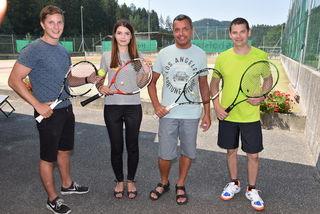 Die neue Tennis-Sektion in Pabneukirchen lädt zum Tennis Marathon!
