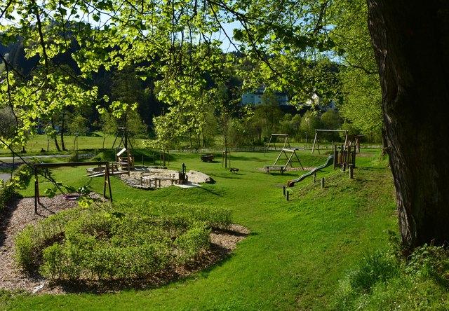 Waldhausen Mehr Spielplätze im Bezirk Perg