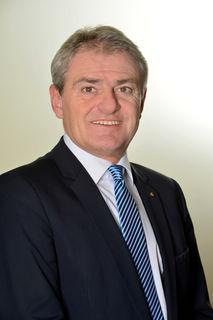 Helge Haslinger, Vorstandsvorsitzender der Sparkasse Niederösterreich Mitte West AG Obmann Stv. des Landesverbandes der Niederösterreichischen Sparkassen