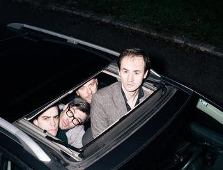 Die Wiener Indie-Rock-Band Kreisky kommt am Samstag, 1. September, zum Sonograph Festival ins OKH Vöcklabruck.