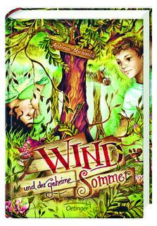 """""""Wind und der geheime Sommer"""" hat 300 Seiten."""