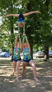Die Turnerinnen der SGS Sportakrobatik blicken auf eine erfolgreiche Saison zurück. Die neue startet am 18. September