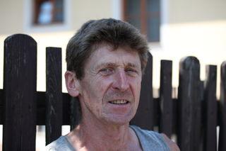 Eduard Haider hat den Verdächtigen vor dem Raub gesehen.