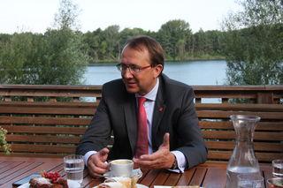 Bürgermeister Matthias Stadler