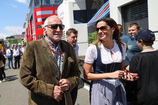 Hausherr Didi Mateschitz wird am Samstag erwartet, wie bei der Formel 1 (Bild) Foto: GEPA pictures/Walgram