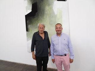Walter Vopava und Claudio Cocca