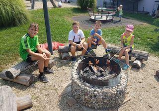 Die Gemeinde organisierte ein reichhaltiges Ferienprogramm für Kinder.