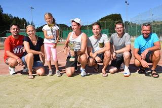 24Stunden Tennis in Pabneukirchen