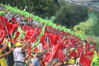 Rot-Weiß-Rot und Gelb dominieren die MotoGP. Foto: ripu
