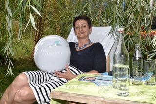 Susanne Duschek-Fercher ist seit dem Frühjahr Geschäftsführerin der Spittal Drau Betriebs GmbH - und zuständig für Spittals Sportstätten