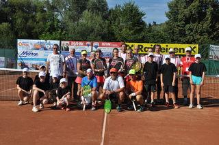 270 begeisterte Tennisspieler, und für reichlich Nachwuchs ist beim TC Judendorf-Straßengel auch gesorgt.
