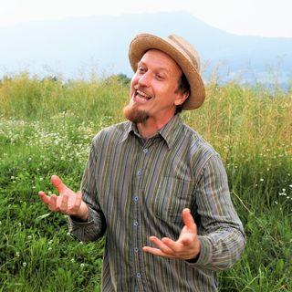 Aus kleinen Dingen kann Großartiges entstehen: Frederik Mellak erzählt gerne von wundersamen Geschichte.