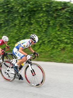 Clemens Viehberger auf dem Weg zur Goldmedaille bei den Österreichischen Meisterschaften.