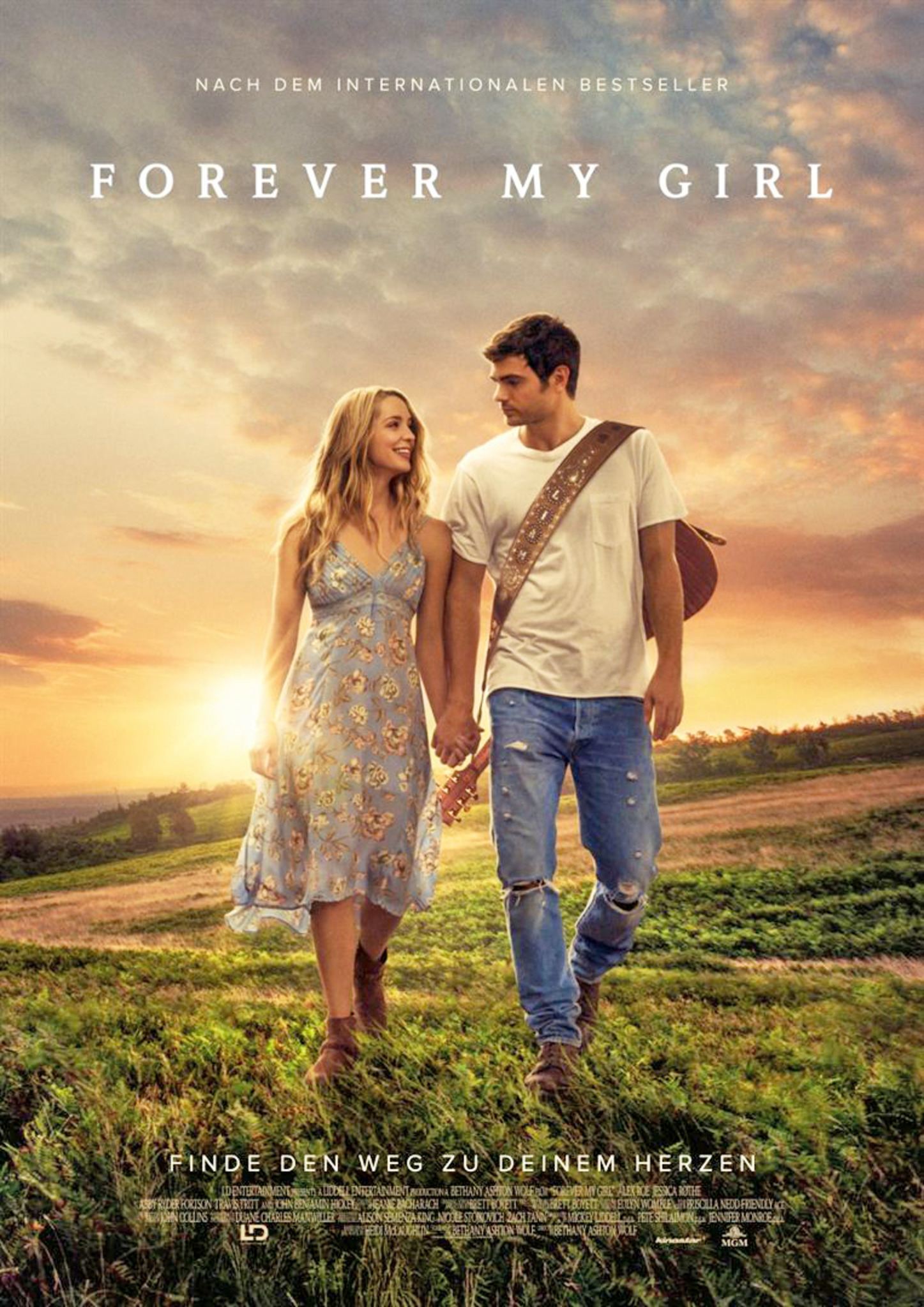 Forever My Girl Startet Am 16 August Im Kino Linz