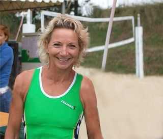 Mit einer herausragenden Laufleistung hat sich Sigrid Antoniuk den dritten Platz in ihrer Altersklasse gesichert.