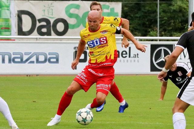 Stärkste Waffe von Bad Radkersburg in St. Anna: Kapitän Denis Zilavec traf bereits im Auftaktspiel.