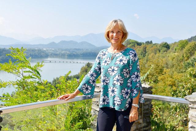 Helena Wutscher-Grünwald leitet seit 18 Jahren die AMS-Geschäftsstelle in Völkermarkt