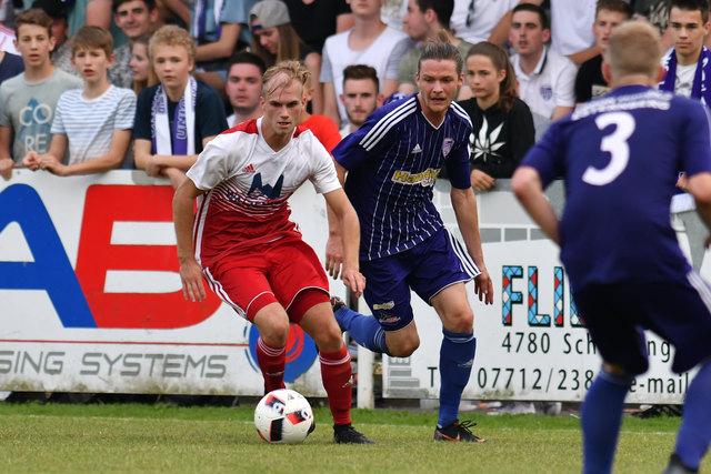 Der SK Schärding will gleich zum Auftakt gegen den FC Andorf Vollgas geben – ein Sieg vor eigenem Publikum soll her.