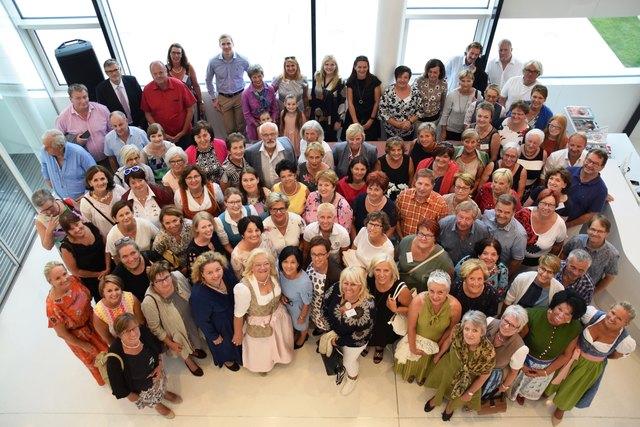 75 Bürgermeisterinnen aus Österreich, der Schweiz, Deutschland, Luxemburg und Südtirol trafen sich in St. Ulrich am Pillersee (Tirol) beim diesjährigen deutschsprachigen Bürgermeisterinnentreffen.