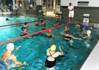 Ab 27. 8. gibt es wieder Schwimmkurse in der Panorama-Badewelt.