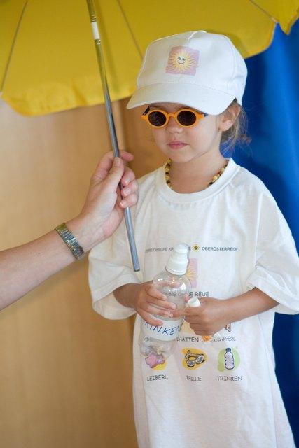 """Die Kinder hatten sehr viel Spaß im """"Sonnenfeen Projekt""""."""