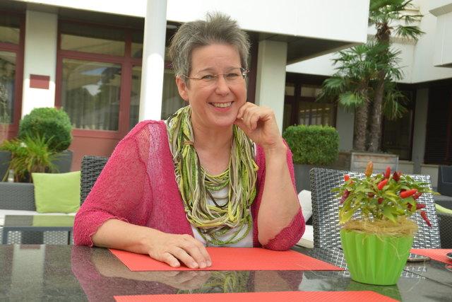 Regina Petrik  will bei der Landtagswahl 2020 wieder als Spitzenkandidatin der Grünen Burgenland antreten.