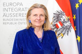 Karin Kneissl wird am Wochenende in der Südsteiermark heiraten.
