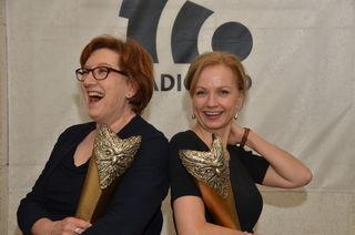 Dorota Trepczyk und Dorota Fischer gestalten die PoloNews auf Radio FRO.