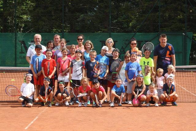 Insgesamt 26 Kinder nahmen am Trainingslager in Ebensee teil.