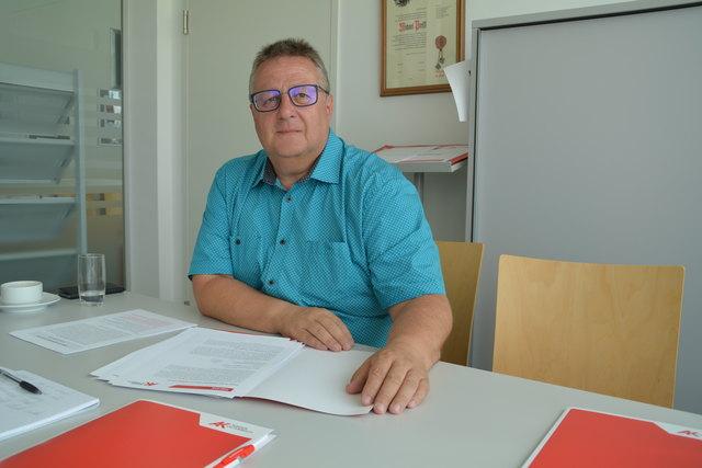 Bezirksstellenleiter Michael Preissl und sein Team haben im ersten Halbjahr 2.232 Arbeitnehmer aus dem Bezirk beraten.