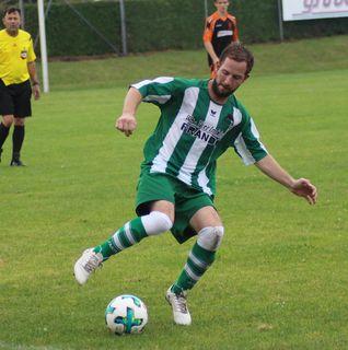 Manuel Eggel traf zum 1:0 für Phönix Mürzzuschlag.