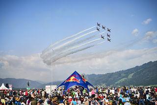 Die Airpower 2019 wird voraussichtlich im September in Zeltweg stattfinden. Foto: RB/Walcher