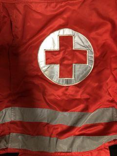 Am Donnerstagmorgen wurde ein Arbeiter im Stollen des GKI vom Bohrkopf eingeklemmt und dabei erlitt er schwere Verletzungen.
