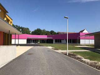 Die neue Volksschule in Preding wurde nach modernsten baulichen und pädagogischen Maßstäben geplant und umgesetzt. Die offizielle Eröffnung ist am 15. September.