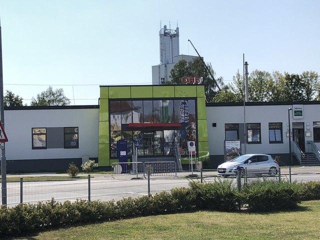 Der Bahnhof Gmünd wurde ins Spitzenfeld der kleinen Bahnhöfe gewertet.