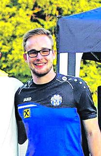 Lukas Sundl ist Gastgeber des Mehrkampfs.
