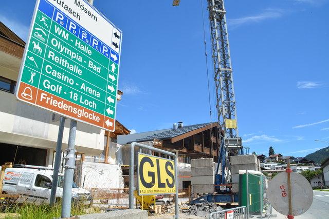 Die Gemeinde Seefeld hat einiges in die Vorbereitungen der Nordischen-Ski-Wm investiert.