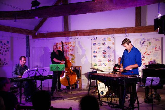 Jazzige Klänge begeisterten das Publikum im Freilichtmuseum Gerersdorf.
