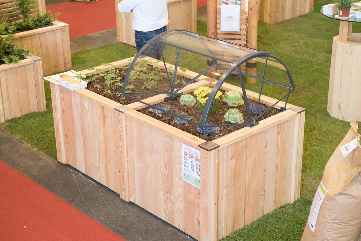 Trends Im Gartenbau Auf Der Internationalen Gartenbaumesse Tulln