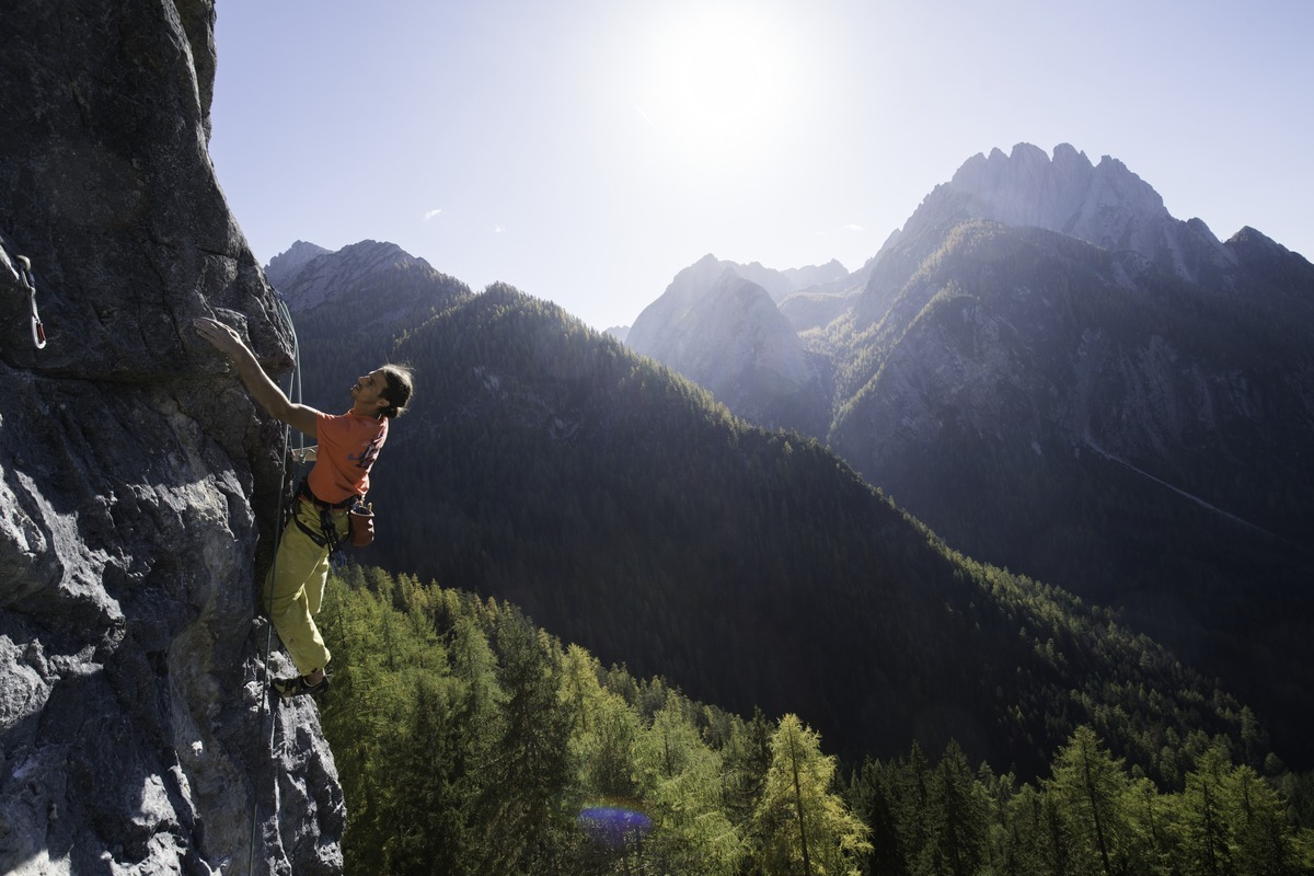 Klettersteig Osttirol : Osttirol im vorstieg zum kletter paradies