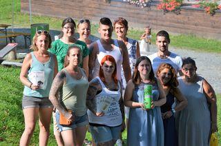 Das Team von WIR FÜRS TIER lud zum sommerlichen Familienfest