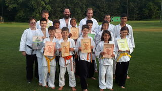 Sommer im Judo Club Stockerau