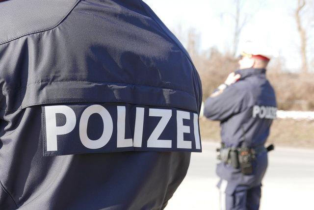 Die beiden Braunauer Polizisten konnten rechtzeitig einschreiten, um Schlimmeres zu verhindern.