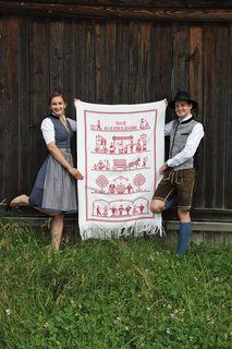 """""""Das Bauernjahr"""" steht im Zentrum des diesjährigen Zeggerns."""